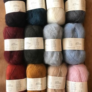 Biches et Bûches Le Petit Silk Mohair
